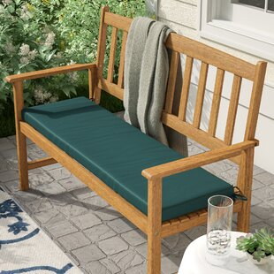Millville Arbour Garden Bench Cushion By Symple Stuff
