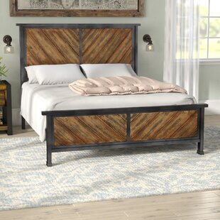 Yardley Panel Bed