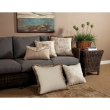 Encinas Large Indoor/Outdoor Sunbrella Throw Pillow
