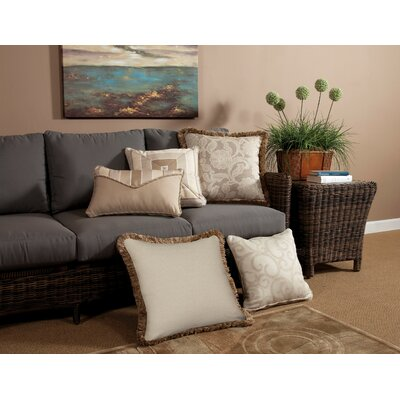 Encinas Large Indoor/Outdoor Sunbrella Throw Pillow by Darby Home Co Best