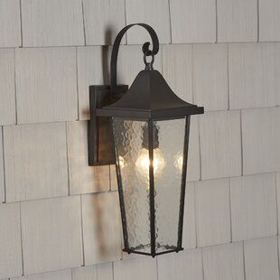 Read Reviews Turnersville Outdoor Wall Lantern By Birch Lane™