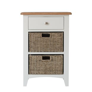 Canndale 50cm X 75cm Free-Standing Cabinet By August Grove