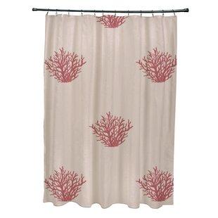 Comparison Coastal Calm Shower Curtain Bye by design