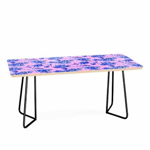 Chinoserie Floral Coffee Table
