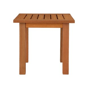 Arianna Wooden Side Table By George Oliver