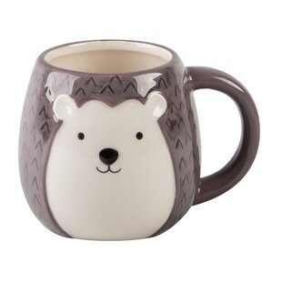 Hiawassee Novelty Hedgehog Figural Coffee Mug