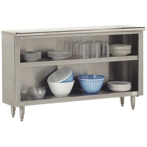 Economy Flat Top Dish Cabinet by Advance ..