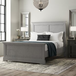 Appleby Panel Bed by Greyleigh