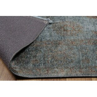 Acres Green Rug by Charlton Home