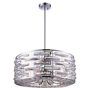 CWI Lighting Petia 8-Light Pendant