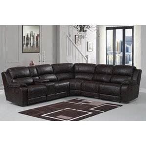 Gearheart Reclining Sectional by Red Barrel ..