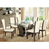 Wahkon 7 Piece Dining Set by Brayden Studio®