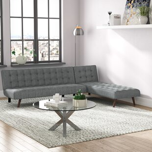 Check Prices Teagan Reversible Reclining Sectional by Turn on the Brights Reviews (2019) & Buyer's Guide