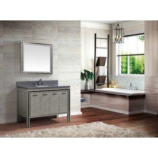Worceer 43 Single Bathroom Vanity by Orren Ellis