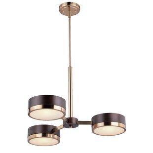 Review Mcandrew 5 Light Led Sputnik Globe Chandelier By Wrought Studio Amazing Price