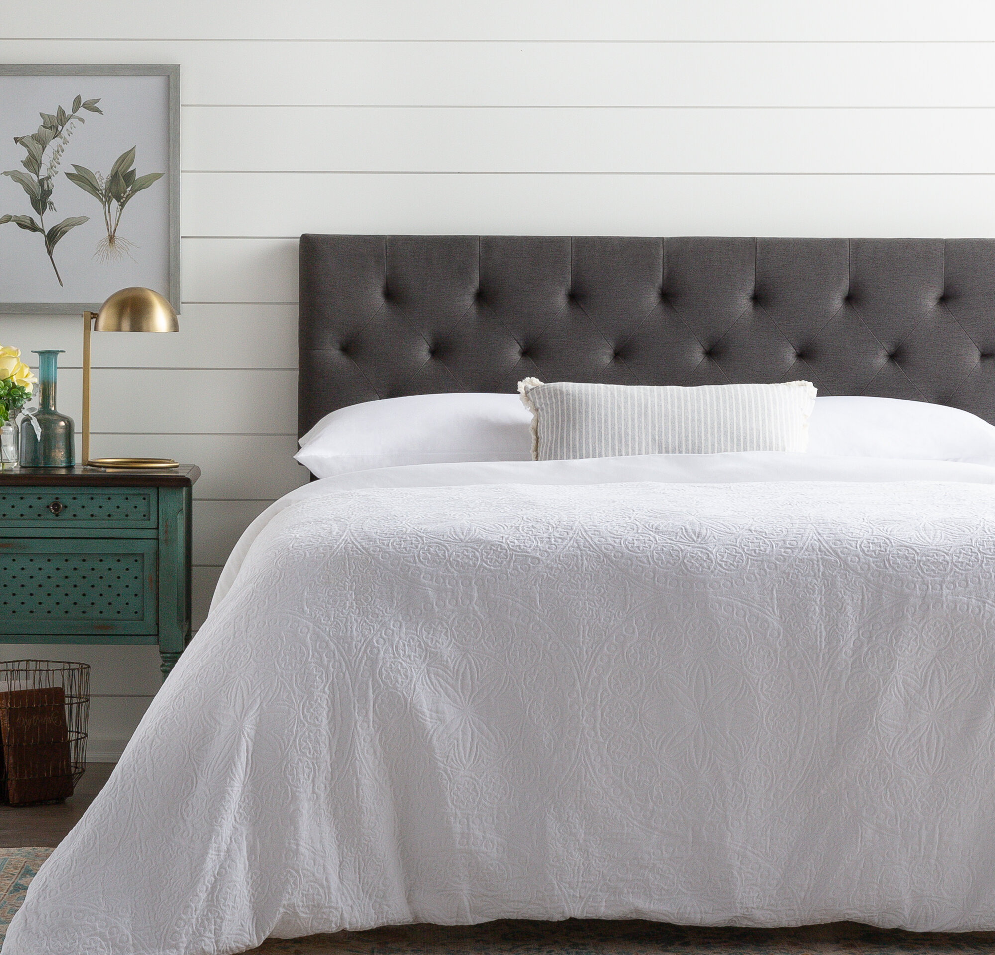 Upholstered Headboards Free Shipping Over 35 Wayfair