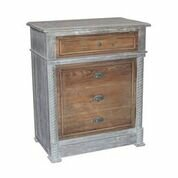 Hugo Accent Chest By Bungalow Rose