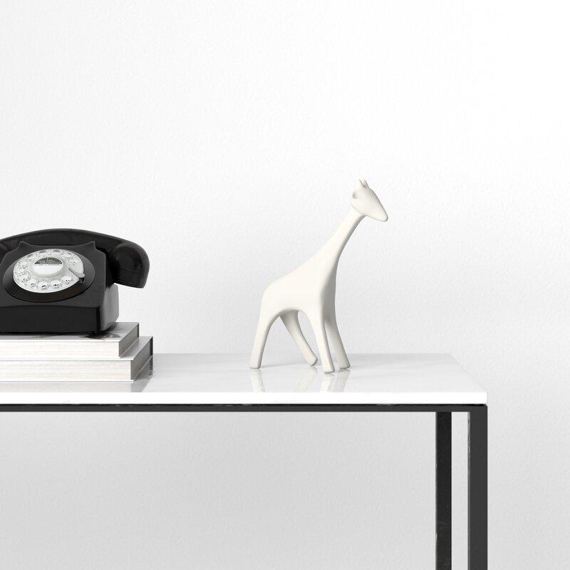 Brayden Ceramic Giraffe Figurine Reviews Allmodern