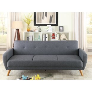 Weist Adjustable Reclining Sofa George Oliver