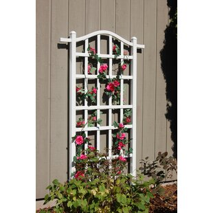 Dura-Trel Melrose Vinyl Lattice Panel Trellis