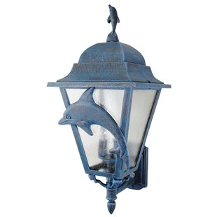 Comparison Penfield 3-Light Outdoor Sconce By Alcott Hill