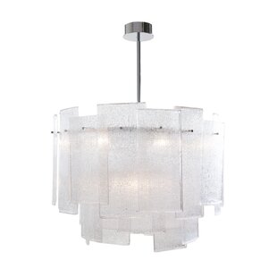 Orren Ellis Radley 12-Light Drum Chandelier