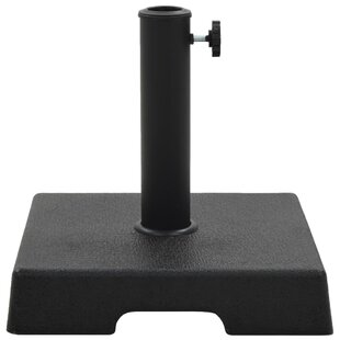 Polyresin Freestanding Umbrella Base By Freeport Park