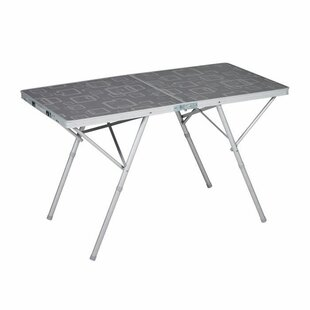 Wooldridge Folding Aluminium Dining Table By Sol 72 Outdoor
