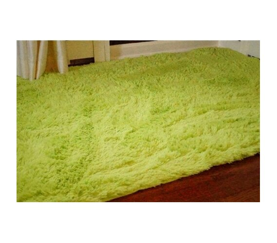 Ebern Designs Ledoux Lime Area Rug Reviews Wayfair