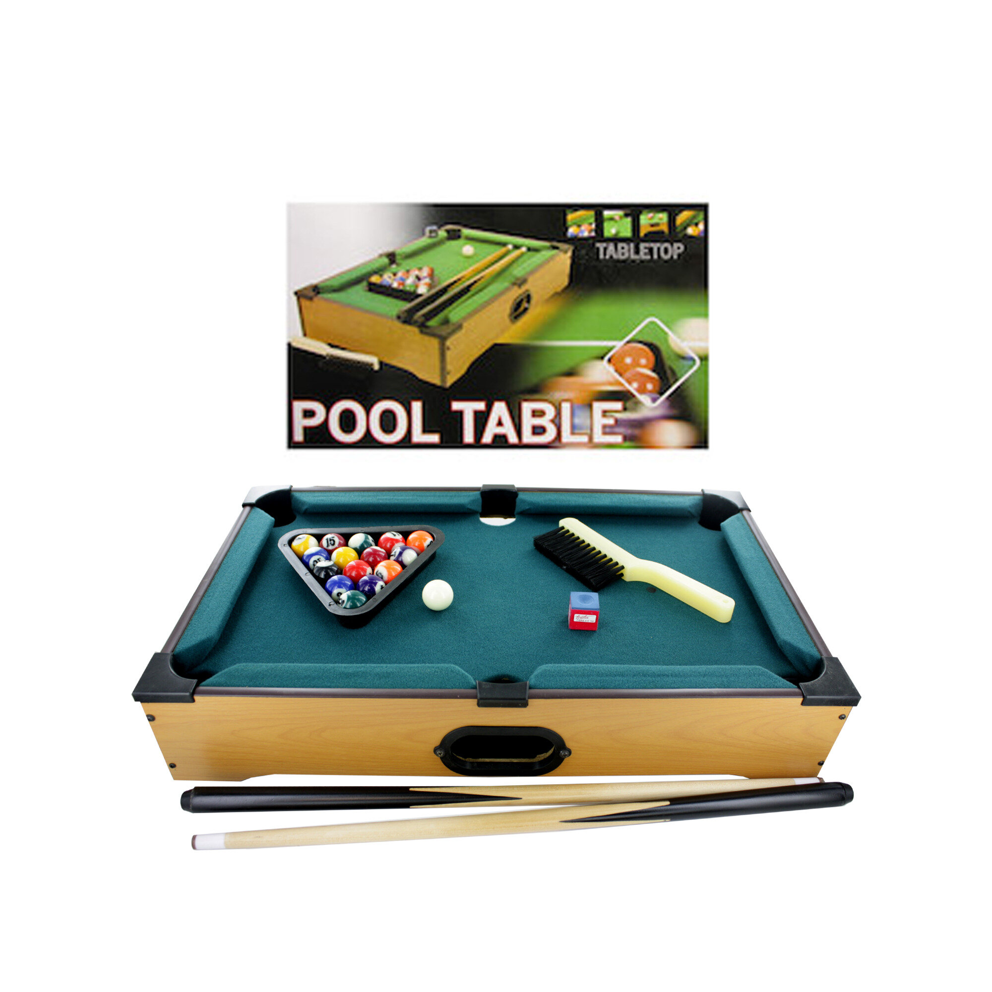 """18/""""x24/"""" Billiards Give Stick Table Someone Embar Gift Poster"""