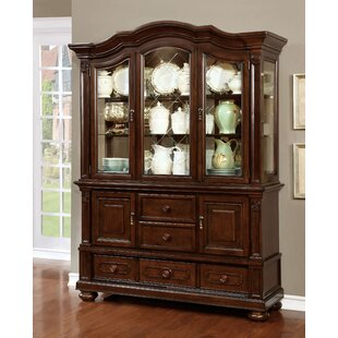 Landers China Cabinet by Astoria Grand