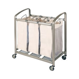 Heavy Duty Laundry Hamper Sorter