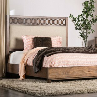 Bargain Bayamo Upholstered Platform Bed by Brayden Studio Reviews (2019) & Buyer's Guide