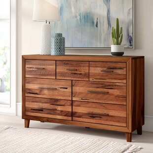 Compare & Buy Tarin 7 Drawer Dresser by Mistana