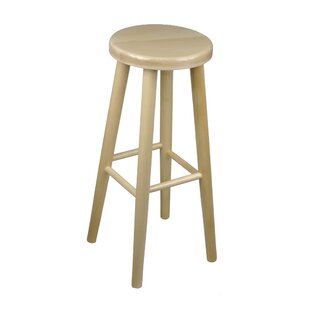 71cm Bar Stool By Marlow Home Co.