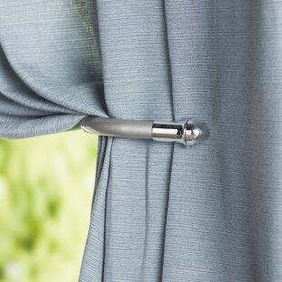 Wayfair Basics Curtain Holdback (Set of 2) by Wayfair Basics™