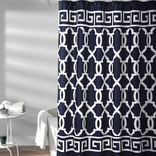 Rondo Single Shower Curtain