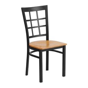 Winston Porter Betio Slat Dining Chair