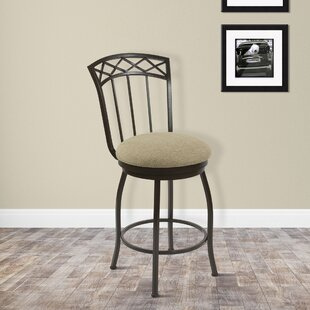 East Clevedon 26 Swivel Bar Stool DarHome Co