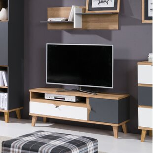 Octavia Entertainment Unit For TVs Up To 50