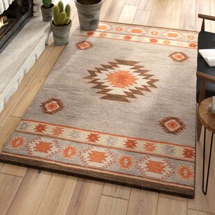 Great choice Claghorn Hand-Tufted Gray Area Rug By Loon Peak