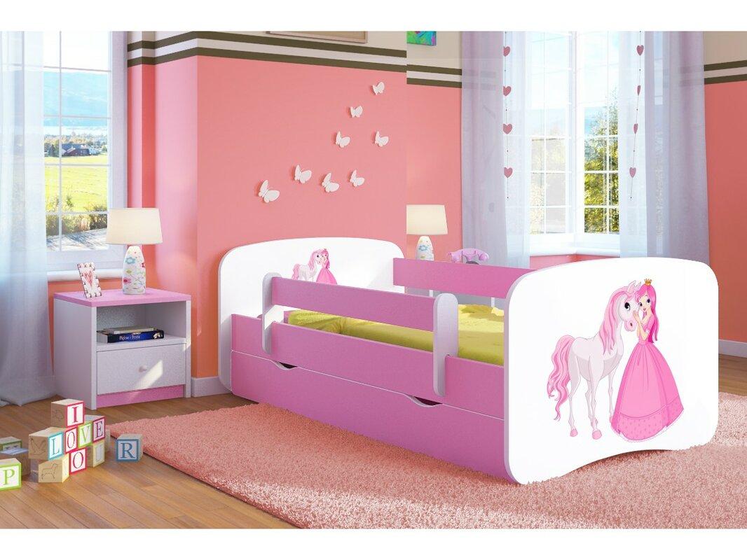 Kocot Kids Anpassbares Schlafzimmer-Set Princess & Pony mit Stauraum ...