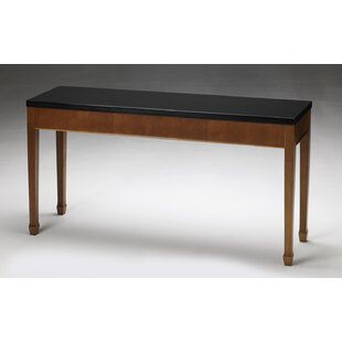 Mayline Group Midnight Series Console Table