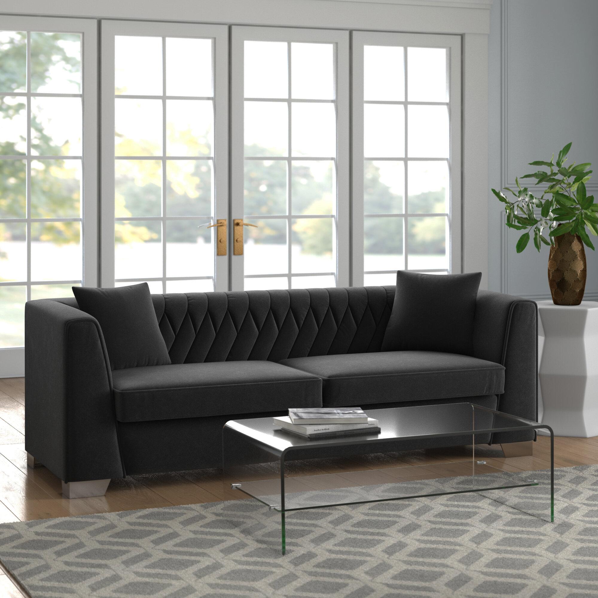Brayden Studio Gagnon Contemporary Sofa