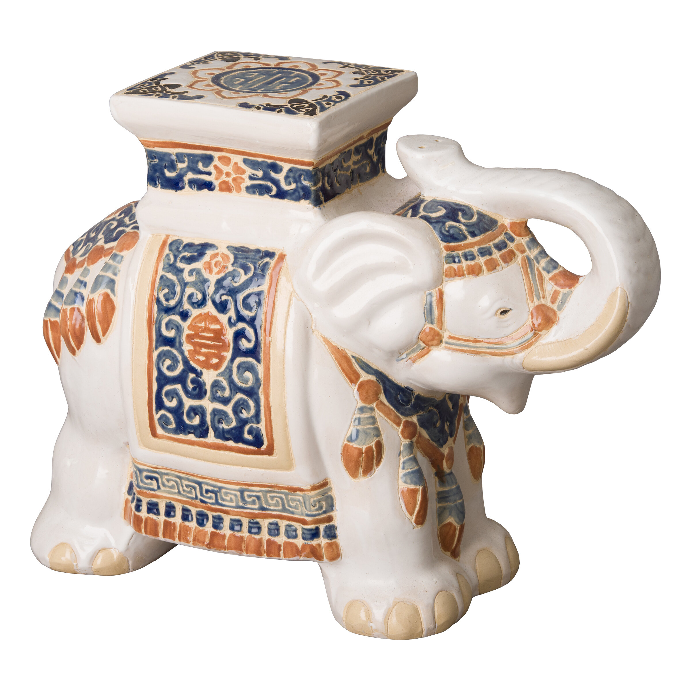 Awe Inspiring Kress Elephant Garden Stool Gmtry Best Dining Table And Chair Ideas Images Gmtryco
