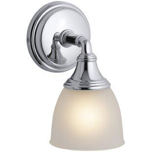 Bargain Devonshire 1-Light Bath Sconce ByKohler