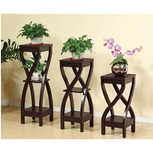 Compare prices Cuevas Multi-Tiered Plant Stand By Red Barrel Studio