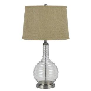 Best Reviews Warwick 3-Way 28.5 Table Lamp By Latitude Run