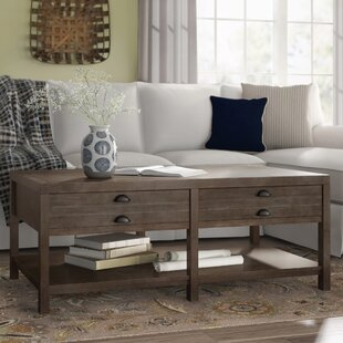 Stowe Coffee Table with Storage