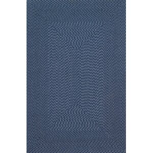 Wylie Hand-Woven Navy Indoor/Outdoor Area Rug